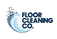Floor cleaning Company Logo