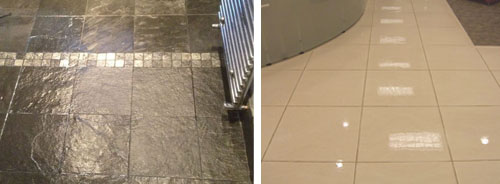 Stone floor cleaining manchester